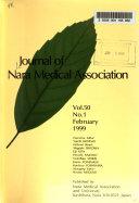 Journal of Nara Medical Association