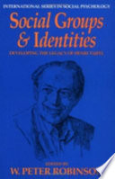 Social Groups and Identities