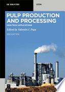 Pulp Production and Processing