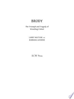 Download Brody online Books - godinez books