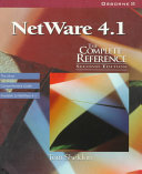 netware 4 1 the complete reference