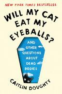 Will My Cat Eat My Eyeballs? image