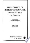 The Politics of Religious Conflict