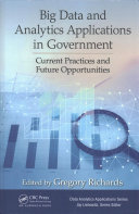 Big Data and Analytics Applications in Government