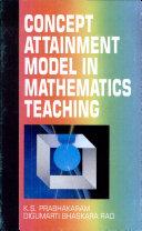 Concept Attainment Model in Mathematics Teaching ebook