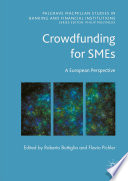 Crowdfunding for SMEs