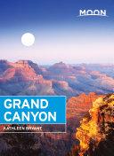 Moon Grand Canyon