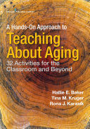 A Hands-On Approach to Teaching about Aging Pdf/ePub eBook