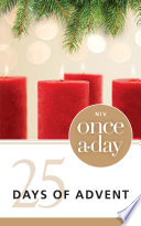 Niv Once A Day 25 Days Of Advent Devotional Ebook