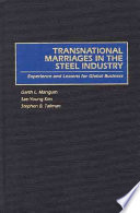 Transnational Marriages In The Steel Industry