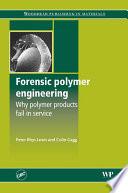 Forensic Polymer Engineering Book PDF