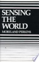 Sensing the World Book