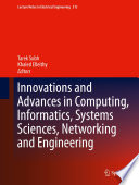 Innovations And Advances In Computing Informatics Systems Sciences Networking And Engineering