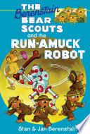 The Berenstain Bears Chapter Book  The Run Amuck Robot