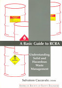 A Basic Guide to RCRA