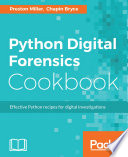 Python Digital Forensics Cookbook Book PDF