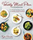 Pdf The Weekly Meal Plan Cookbook