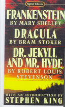 Frankenstein/Dracula/Dr. Jekyll and Mr. Hyde