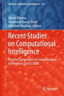 Recent Studies on Computational Intelligence