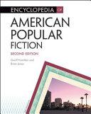 Encyclopedia of American Popular Fiction
