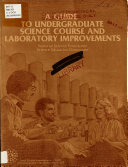 A Guide to Undergraduate Science Course and Laboratory Improvements