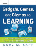 Gadgets  Games and Gizmos for Learning