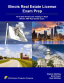 Illinois Real Estate License Exam Prep: All-in-One Review ...