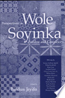 Perspectives On Wole Soyinka