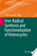 Free-Radical Synthesis and Functionalization of Heterocycles