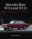 Mercedes-Benz W114 and W115 Pdf/ePub eBook