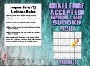Challenge Accepted  Impossibly Hard Sudoku Puzzles