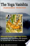 The Yoga Vasishta