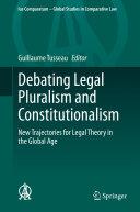 Pdf Debating Legal Pluralism and Constitutionalism Telecharger