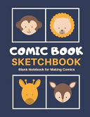 Comic Book Sketchbook Book PDF