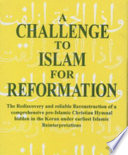 A Challenge to Islam for Reformation