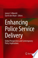 Enhancing Police Service Delivery Book
