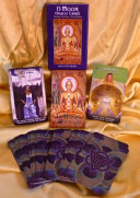 13 Moon Oracle Cards