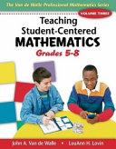 Teaching Student centered Mathematics Book