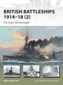 British Battleships 1914   18  2