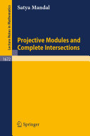 Pdf Projective Modules and Complete Intersections
