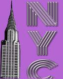 Chrysler Building New York City Drawing Creative Writing Journal