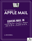 Take Control of Apple Mail  5th Edition