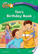 Tim S Birthday Book Let S Go 3rd Ed Level 4 Reader 1  Book
