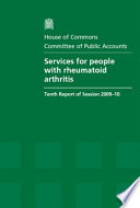 Services for people with rheumatoid arthritis