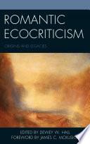 Romantic Ecocriticism