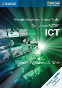 Books - Cambridge IGCSE Ict Teachers Resource Cd-Rom | ISBN 9781316627419