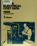 Means Electrical Cost Data  1989