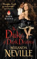 The Duke of Dark Desires Pdf/ePub eBook