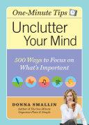 Unclutter Your Mind