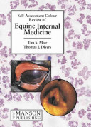 Equine Internal Medicine Book